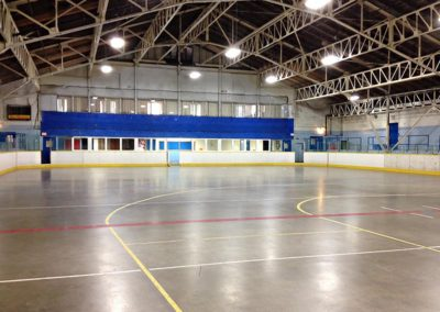 Alliston Memorial Arena