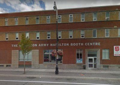 Salvation Army – Hamilton