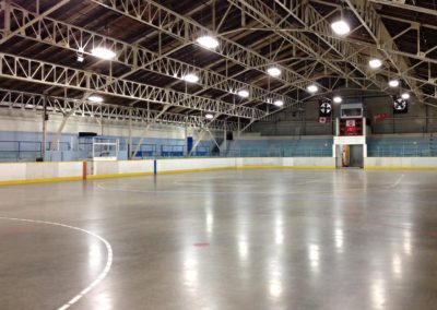 Alliston Memorial Arena