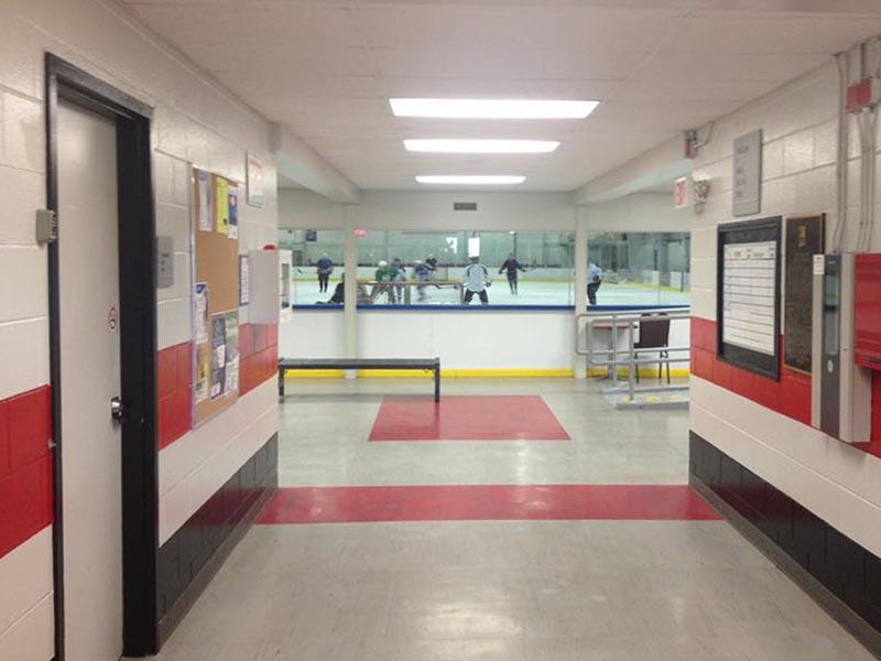 Milton Lion Memorial Arena