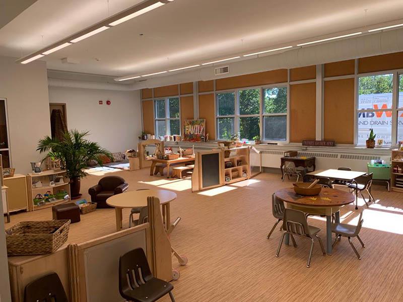 Oakwood Public School – Parent & Child Care Centre – Oakville
