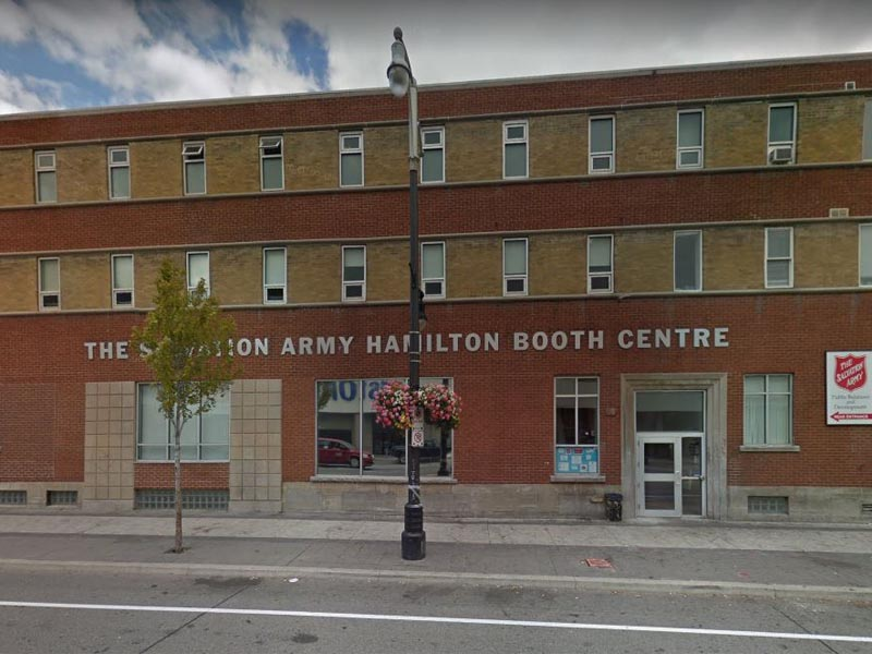 Salvation Army – Hamilton