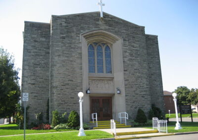 Most Blessed Sacrament Catholic Church